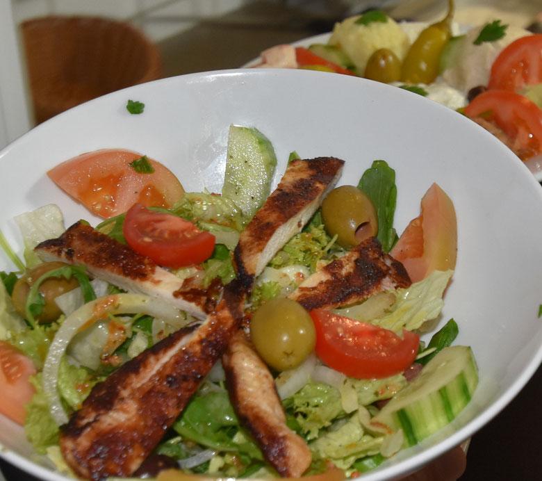 tosteki-salate